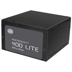 ALIMENTATION INTERNE Cooler Master Alimentation MasterWatt Lite 400 - 4