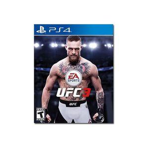 JEU PS4 UFC 3 PlayStation 4-1034657