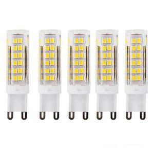 AMPOULE - LED Elinkume Ampoule LED 5x G9 5W équivalent à 40W Bla