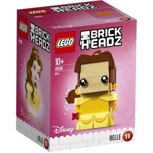 ASSEMBLAGE CONSTRUCTION LEGO® BrickHeadz 41595 La Belle