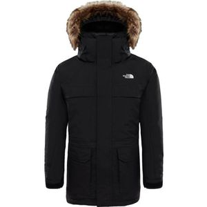 BLOUSON MANTEAU DE SPORT Parka The North Face McMurdo Noir