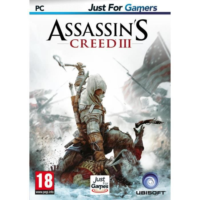 Assassin's Creed 3 Jeu PC