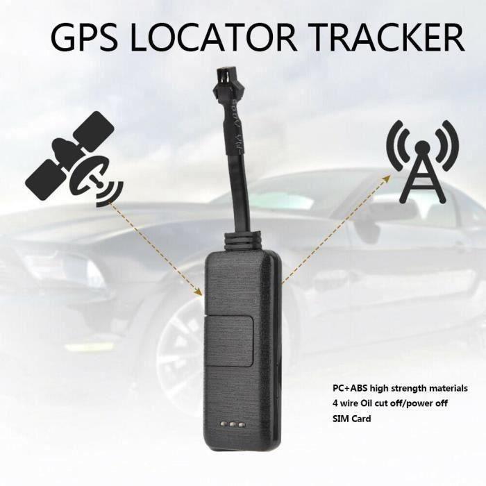 Mini GPS Locator Tracker GSM GPRS Dispositif suivi en temps réel global anti-vol véhicule automobile