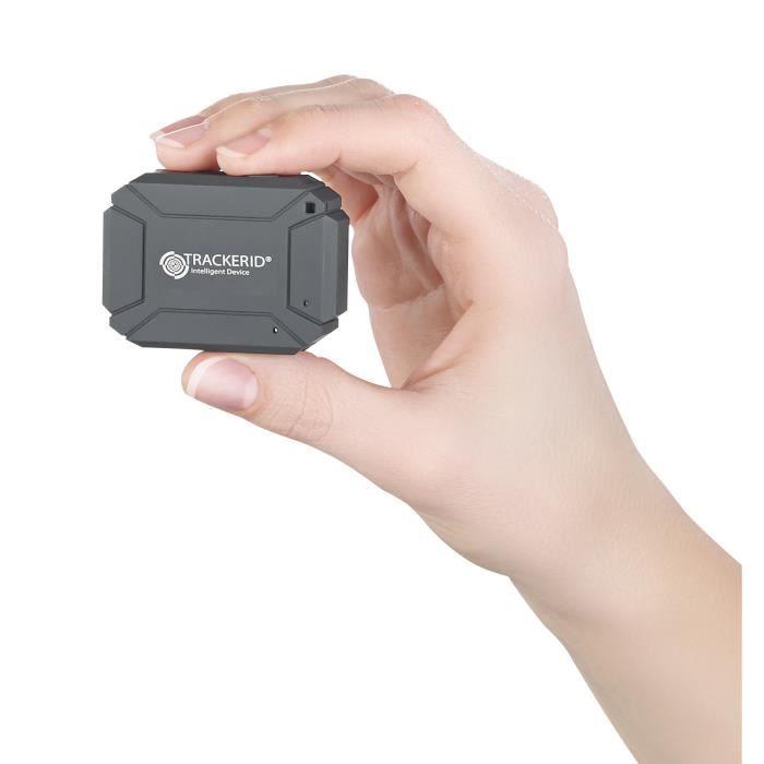 Traceur GPS-GSM -LTS-400.com- avec Micro et HP - IP67