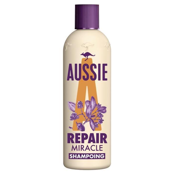 AUSSIE Shampoing Repair Miracle - 300 ml