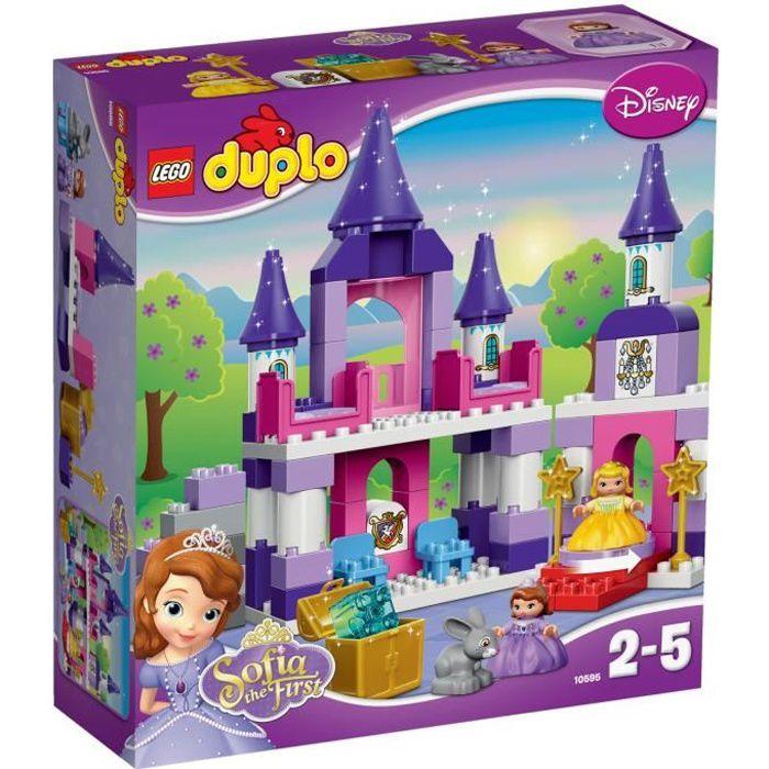 LEGO® DUPLO 10595 Château royal de Princesse Sofia