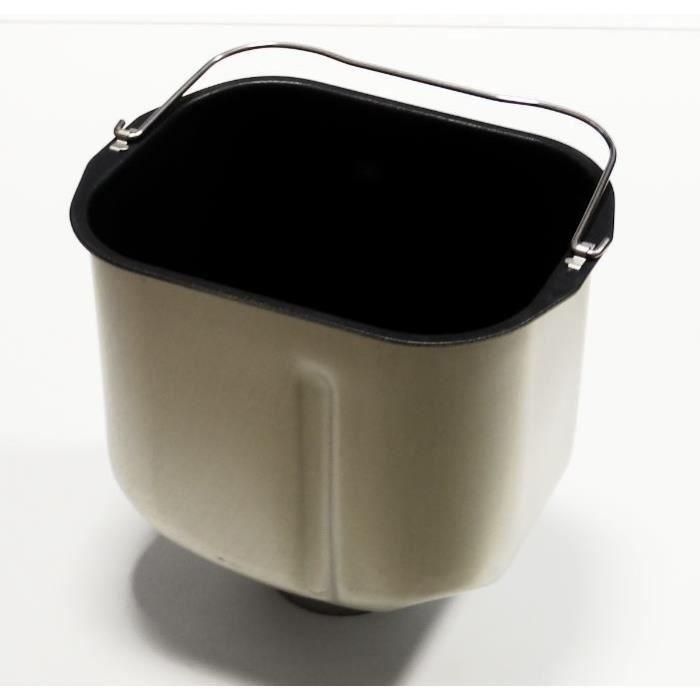 Cuve de machine à pain - Moulinex - réf. SS-986062