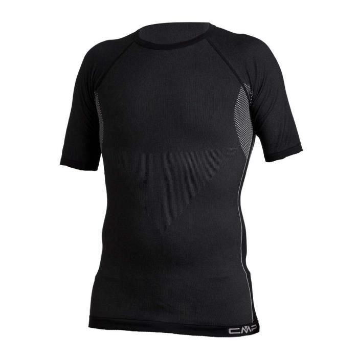 Sous vêtements techniques t-shirts Cmp Underwear T-shirt Seamless