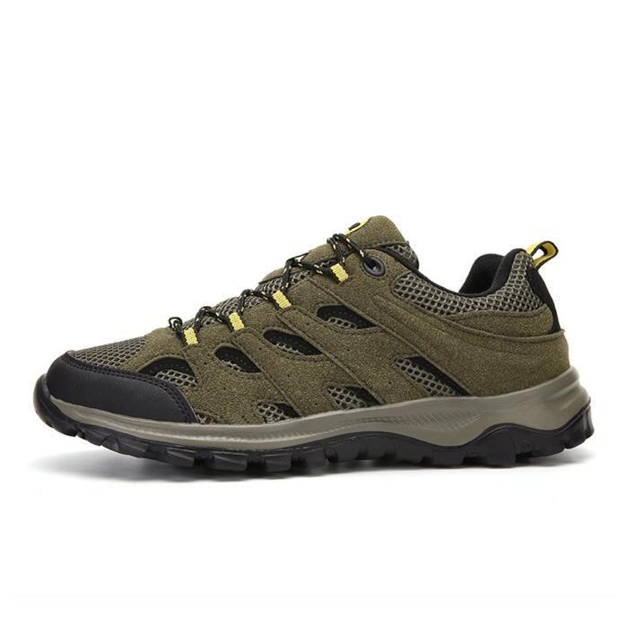 Chaussures de randonnée hommes Marche Etanche Chaussures Hommes