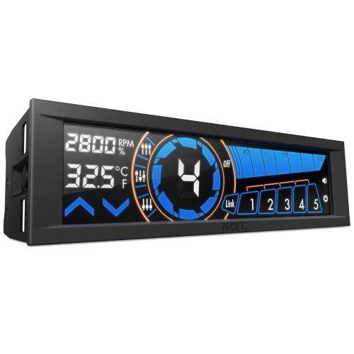 NZXT Sentry 3 Rhéobus à écran LCD tactile pour 5 ventilateurs