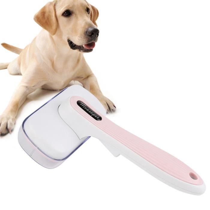 Peigne automatique pour animaux de compagnie pour poils d'animaux BROSSE - GANT DE BROSSAGE - CARDE