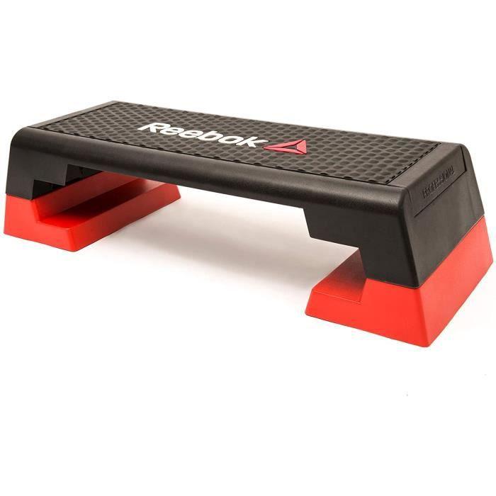 Step Reebok - Coloris Rouge et Noir - 98 cm