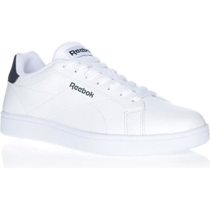 REEBOK Baskets Royal Complete Clean Blanc/Bleu Mixte