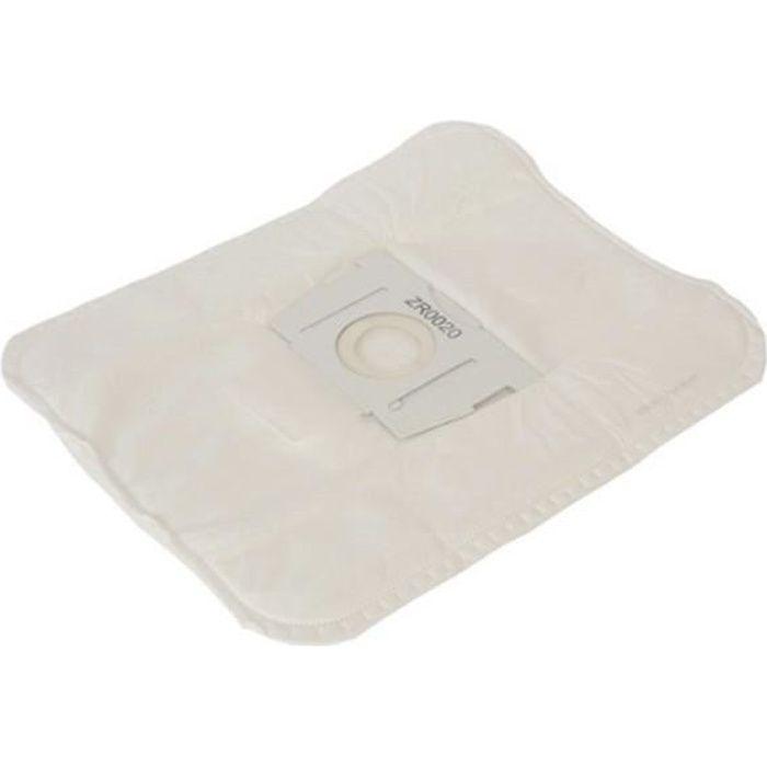 sac papier avec filtre aspirateur silence force extreme rowenta ZR002001