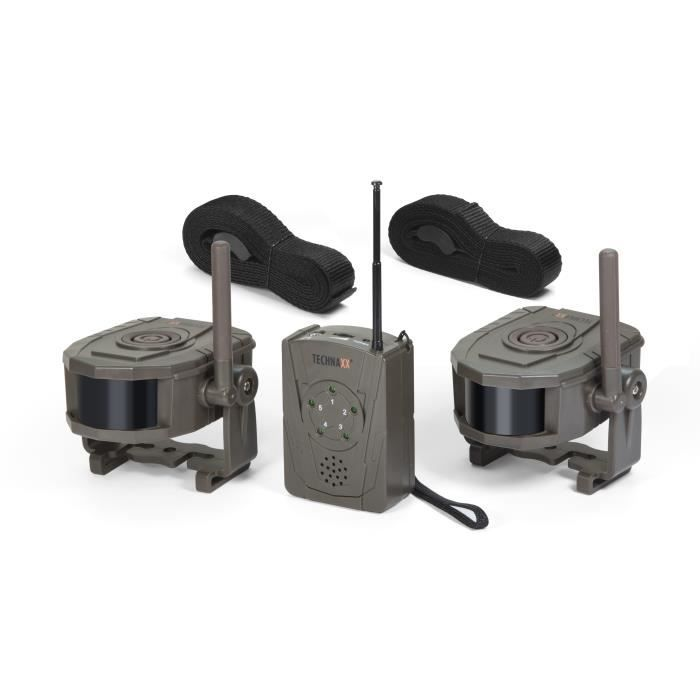 Mini-système d'alarme sans fil de sécurité - TX-104
