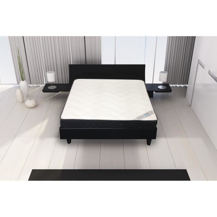 matelas m moire de forme soft touch 160x200 achat. Black Bedroom Furniture Sets. Home Design Ideas