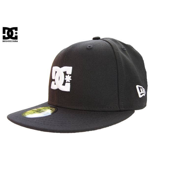 casquette dc shoes empire ll black achat vente. Black Bedroom Furniture Sets. Home Design Ideas