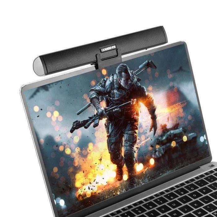 ENCEINTES ORDINATEUR Ikanoo N12 enceintes ordinateur portable haut-parl