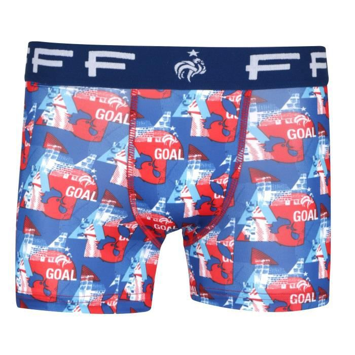 Taille Homme Collection Officielle Equipe DE France Boxer FFF
