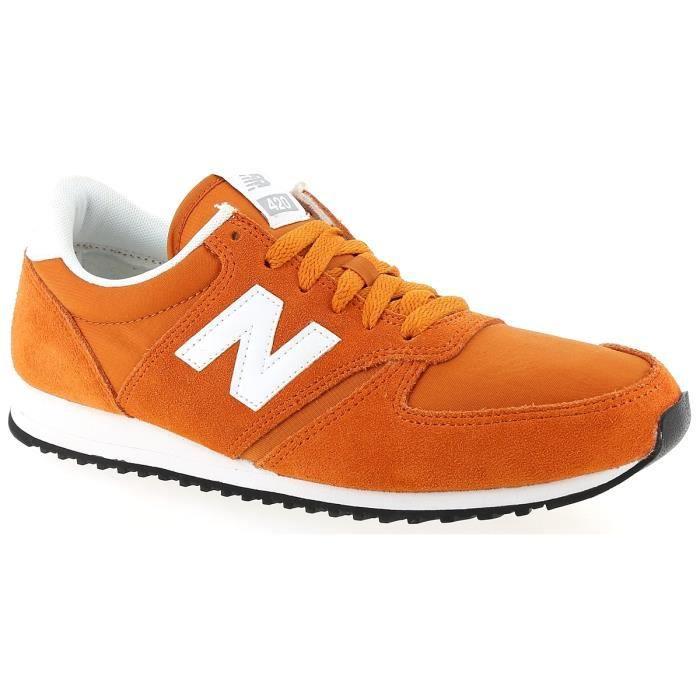 new balance 420 femme orange