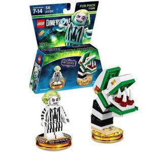 FIGURINE DE JEU Figurine LEGO Dimensions - Pack Héros - Beetlejuic