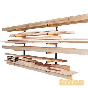 ETABLI - MEUBLE ATELIER Icaverne Style etabli - systeme perfo - armoire -