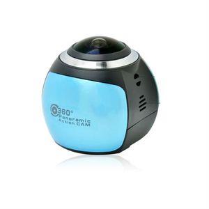 CAMÉRA SPORT Caméra Full HD Panoramique 360 et Waterproof pour