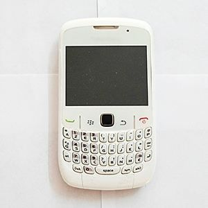 telephonie telephone mobile blackberry curve  blanc debloque f bla