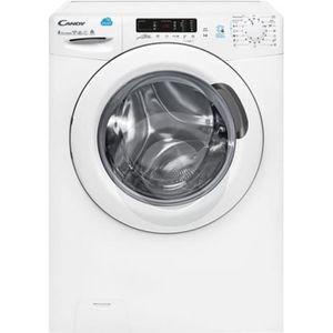 LAVE-LINGE Candy SMART CSW 485D Machine à laver séchante pose