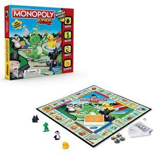 JEU SOCIÉTÉ - PLATEAU Monopoly Junior - Jeu de société pour enfants - Je