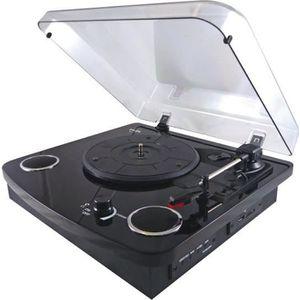 PLATINE VINYLE INOVALLEY TD12 Platine disque numérique - Bluetoot