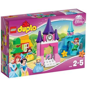 ASSEMBLAGE CONSTRUCTION LEGO® DUPLO 10596 Disney Princess - Set Cendrillon