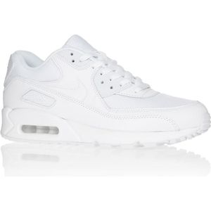 BASKET NIKE AIR MAX 90 ESSENTIAL BLANC