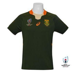 MAILLOT DE RUGBY Maillot Rugby Afrique du Sud domicile RWC 2019