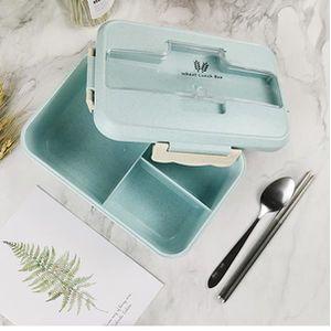 LUNCH BOX - BENTO  Lunch Box Enfant Adulte Boîtes Bento avec 3 Compar