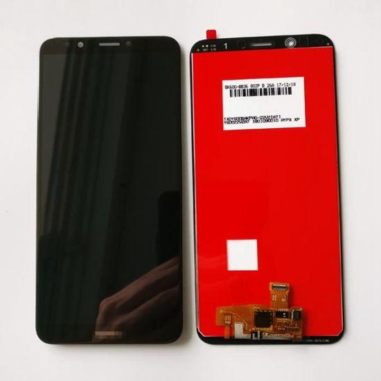Haut D/éfinition Conber 9H Duret/é Ultra-r/ésistant Film de Protection /écran pour Huawei Honor 8X sans Bulles 2 Pi/èces Verre Tremp/é pour Huawei Honor 8X,