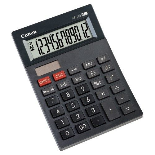 CANON - calculatrice as-1200 4599B001