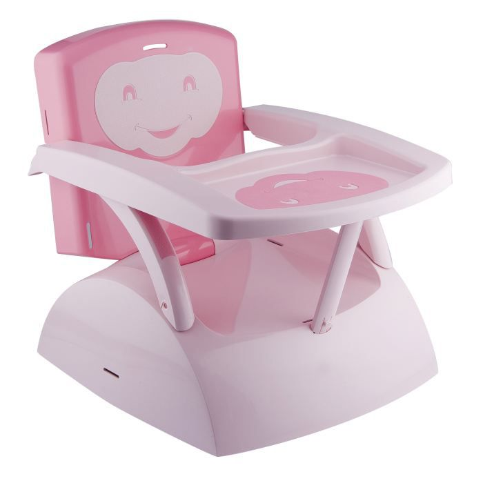 THERMOBABY Réhausseur de chaise Babytop Rose