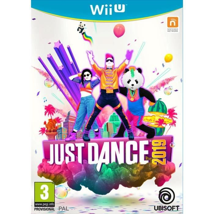 Just Dance 2019 Jeu Wii U