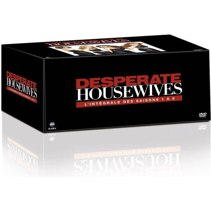 coffret desperate housewives achat vente pas cher. Black Bedroom Furniture Sets. Home Design Ideas