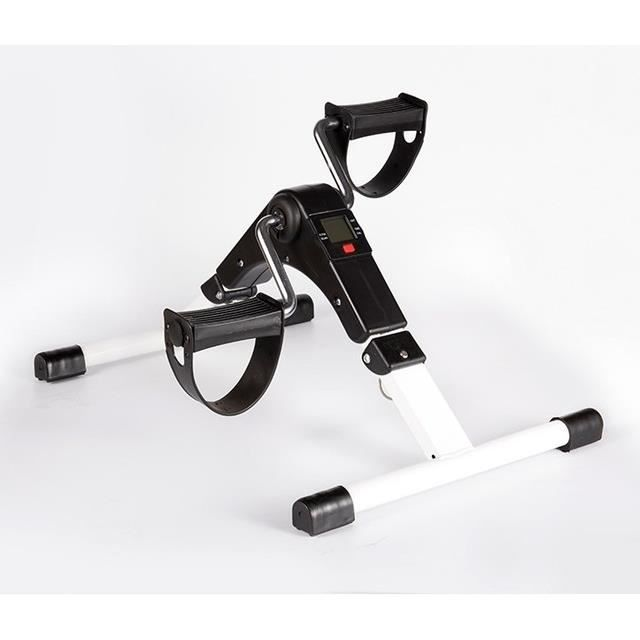 Accueil Mini fitness vélo LCD affichage intérieur vélo pas à pas physiothérapie réadaptation membres exercice
