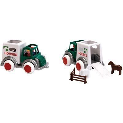 VIKINGTOYS - Jumbo Transport de Chevaux 25cm