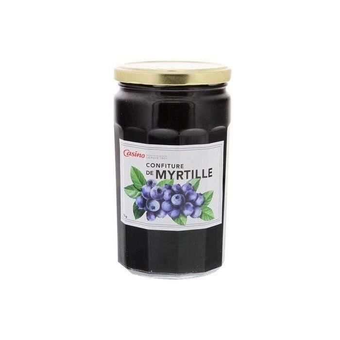 ANDROS Confiture Myrtille - 750 g