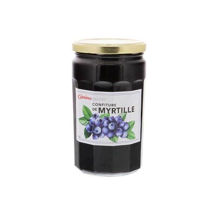 ANDROS Confiture Myrtille - 750 g