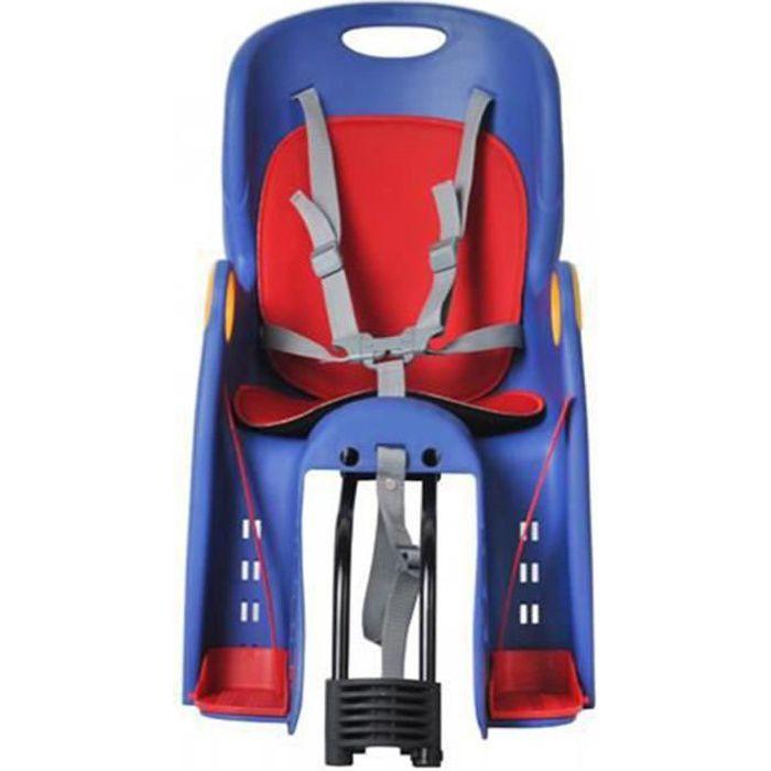 Siège de vélo Confort pour enfant fauteuil bébé fixation sur porte-bagages
