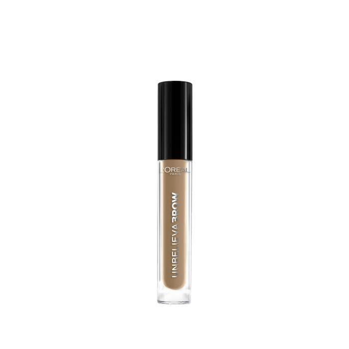 L'Oréal Paris - Gel à Sourcils Longue Tenue - Unbelievabrow - Couleur : Cool Blonde (102) - 3.4 ml