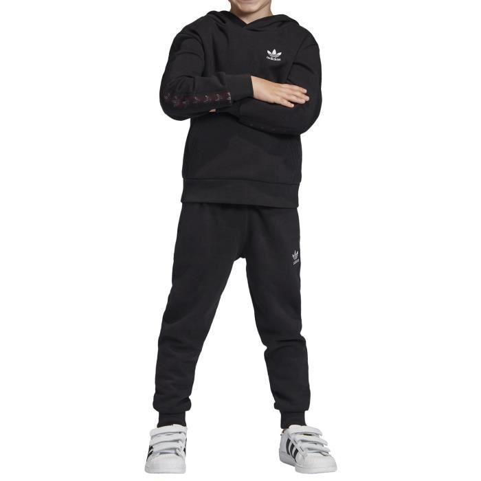 Adidas - Tuta nero ED7755