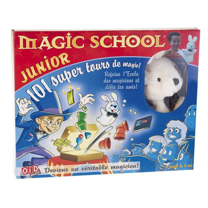 OID MAGIC Coffret 101 Tours Magie Et Lapin