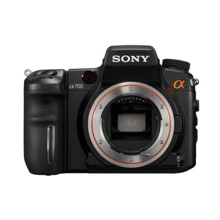 Sony Alpha A700 (Boîtier Nu) Appareil photo reflex numérique