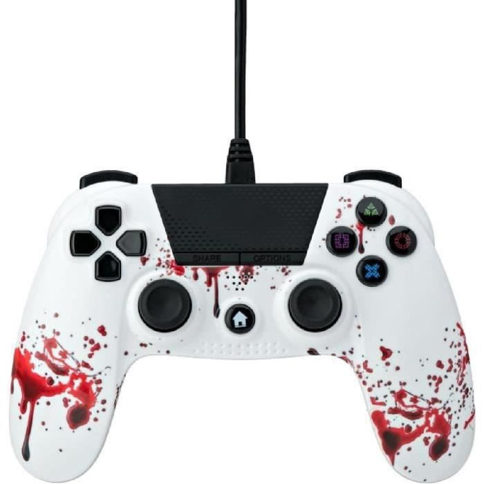 PROXIMA PLUS Manette Under Control - 3M - Compatible PS4 - Zombie
